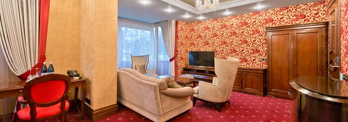Deluxe Apartment 6